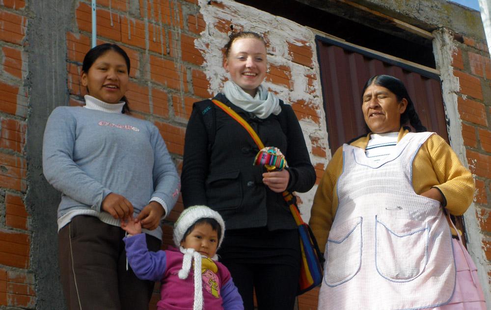 Latin America trip to Bolivia