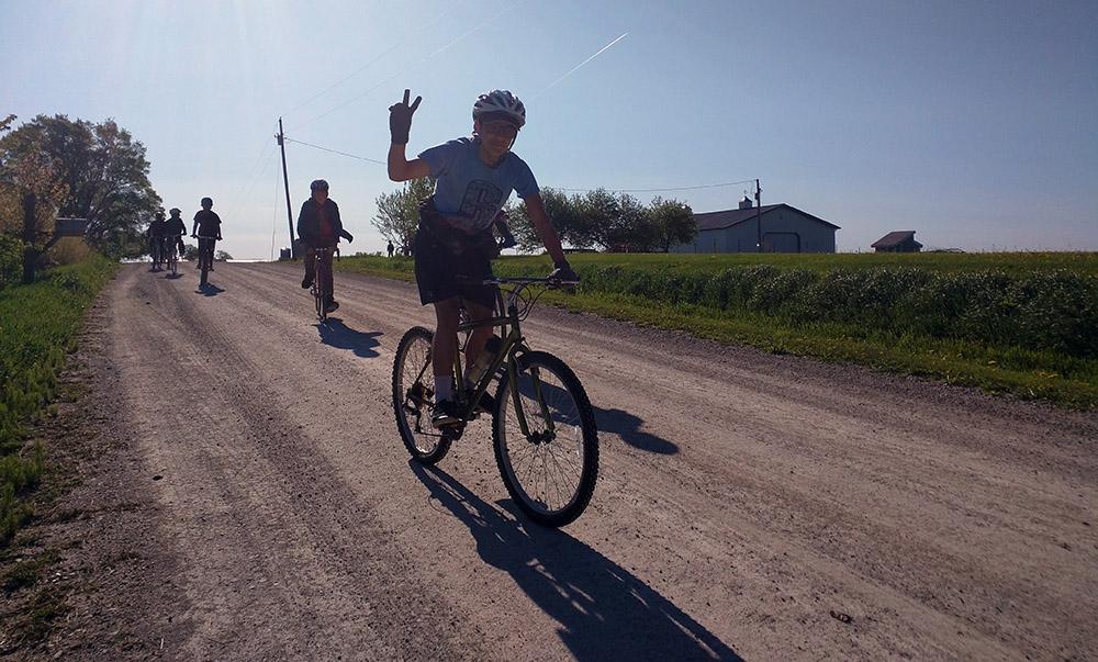 Scattergood Bike and Farm trip